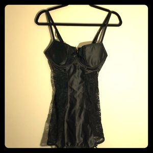 NWOT FREDERICKS OF HOLLYWOOD LANA CHEMISE